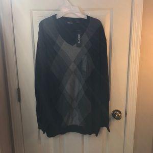 NWT Claiborne Sweater XXL